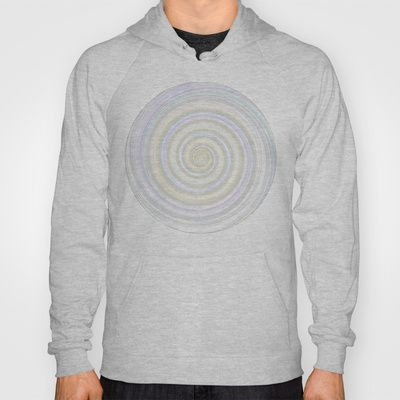 Re-Created Spin Painting No. 43 #Hoody by #Robert #Lee - $38.00