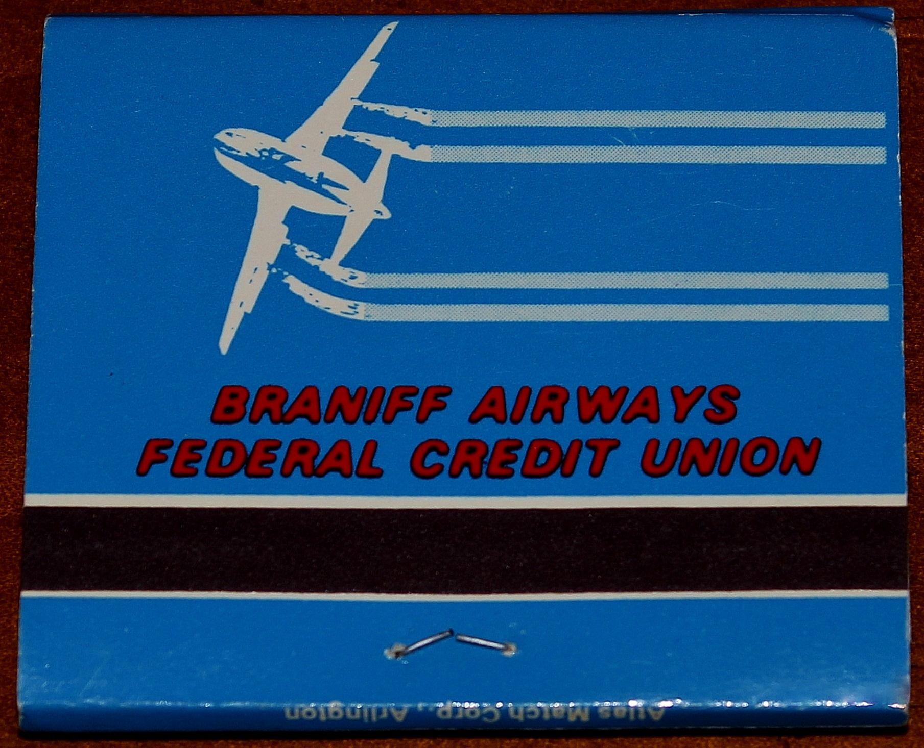 Braniff Airways Federal Credit Union R. Chrismon