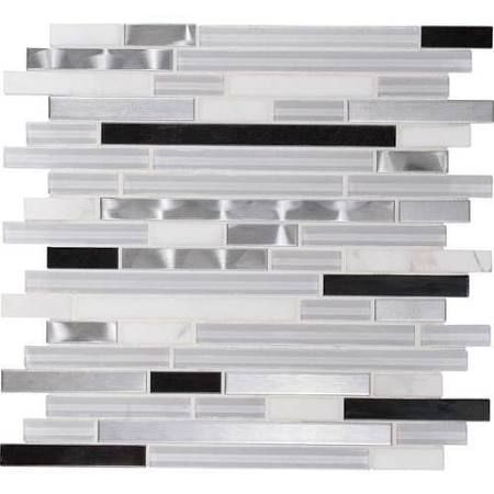 Glass Backsplash Google Search With Images Mosaic