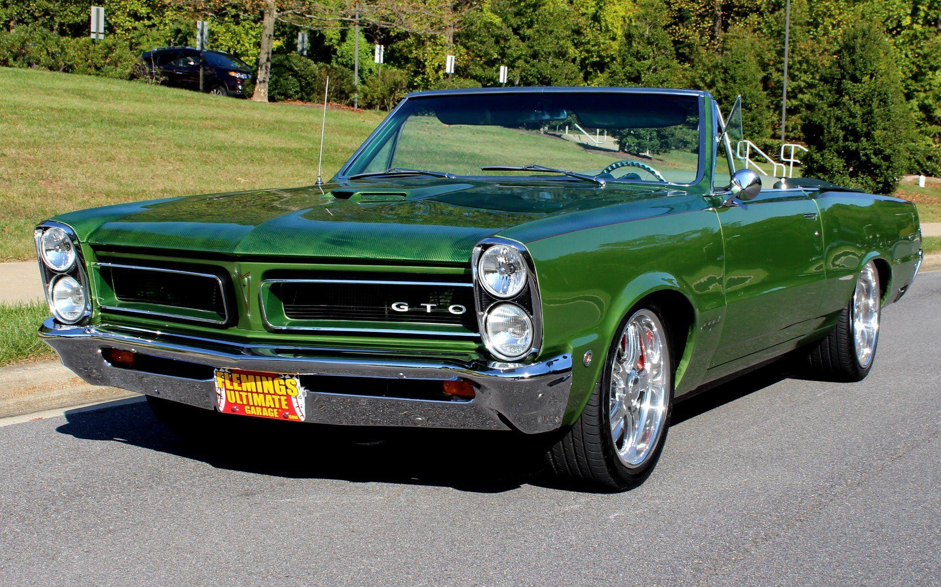 1965 pontiac gto pro touring classic cars pontiac gto gto 1965 pontiac gto. Black Bedroom Furniture Sets. Home Design Ideas
