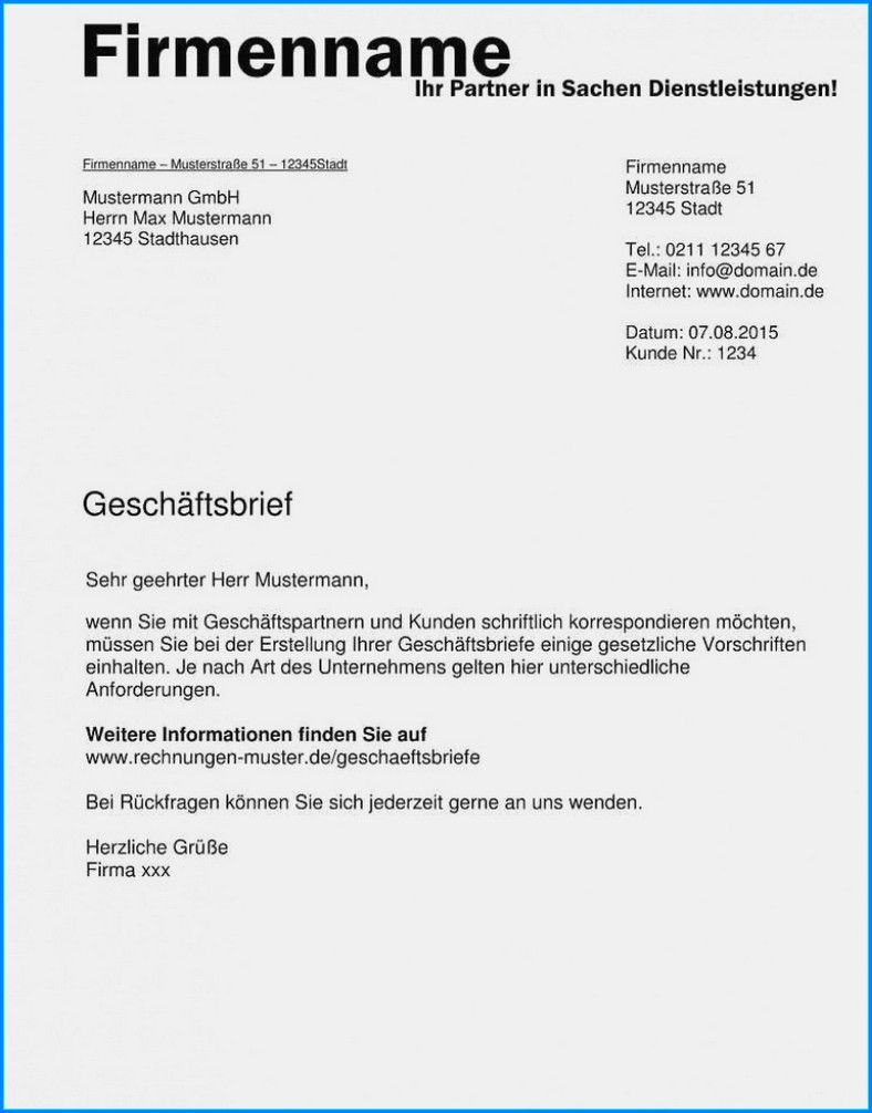 Formal Brief Schreiben Beispiel In 2021 Personalized 4