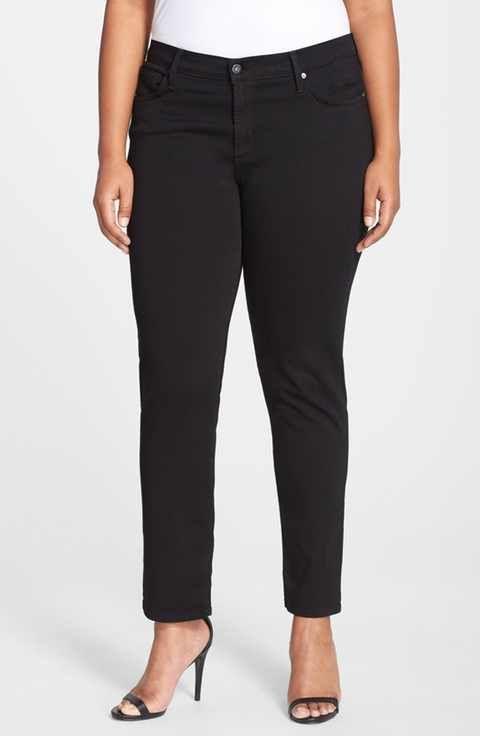 Plus-Size Jeans   Nordstrom