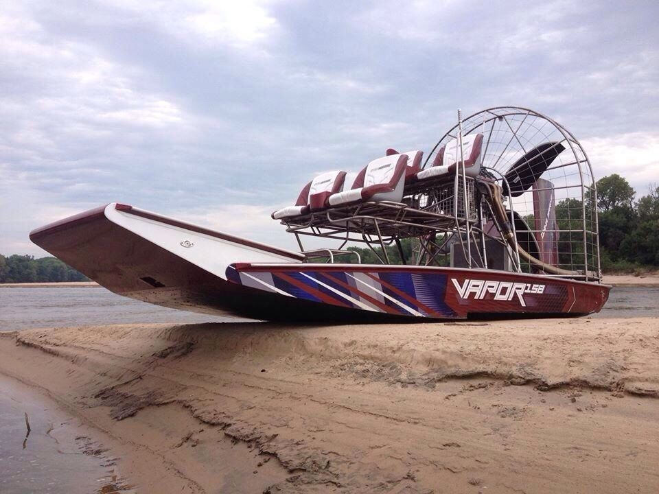 Dyna Marine Airboat For Sale | Dyna Marine Airboat | Boat