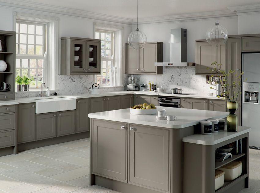 Best Tullymore Stone Grey Grey Kitchen Designs Grey Kitchen 400 x 300