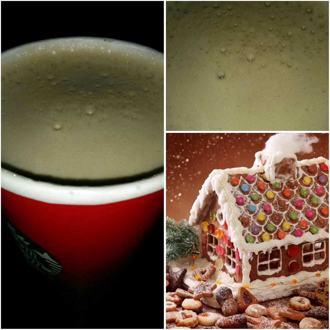 Just Added : *GINGERBREAD LATTE* !! Sweet & Delicately