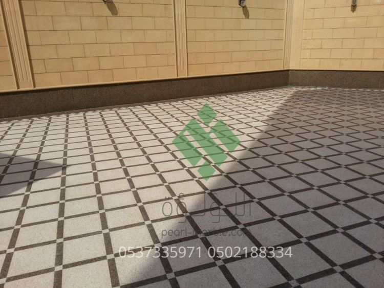 تلميع وجلي بلاط الرياض Flooring Tile Floor Crafts