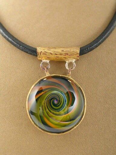 Borosilicate pendants