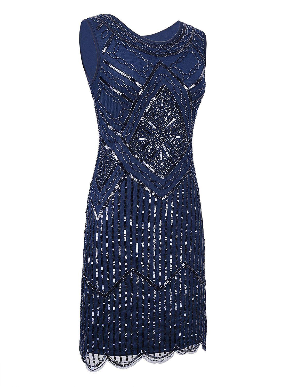 Amazon.com: PrettyGuide Women's Vintage 1920s Sequin Beaded Scalloped Hem Flapper Dress: Clothing https://www.amazon.com/gp/product/B01CYAOIWE/ref=as_li_qf_sp_asin_il_tl?ie=UTF8&tag=rockaclothsto-20&camp=1789&creative=9325&linkCode=as2&creativeASIN=B01CYAOIWE&linkId=7c87fa53d90f6da877e07230adb17311