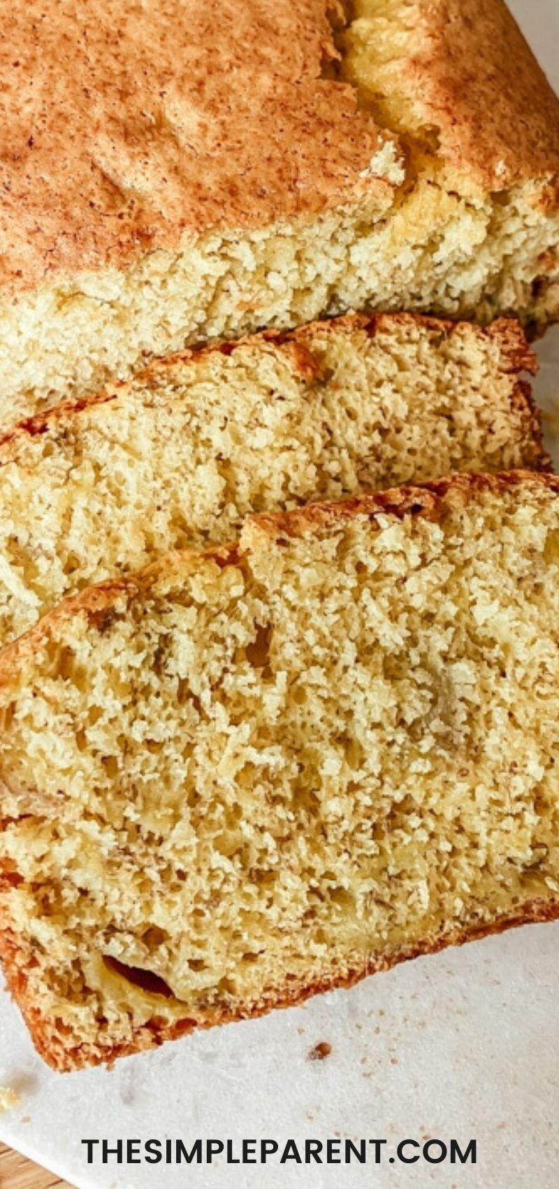 Cake mix banana bread recipe easy baking recipes banana