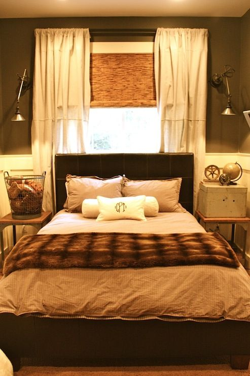 Suzie: My Sweet Savannah - Boy\'s bedroom with gray walls paint color ...