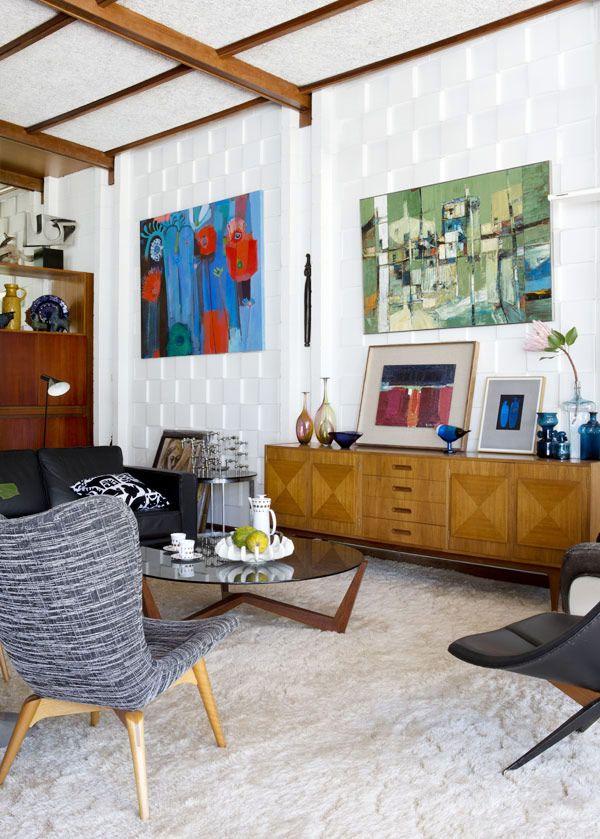 Mid century modern in Australia by revered Bulgarian architect Iwan Iwanoff