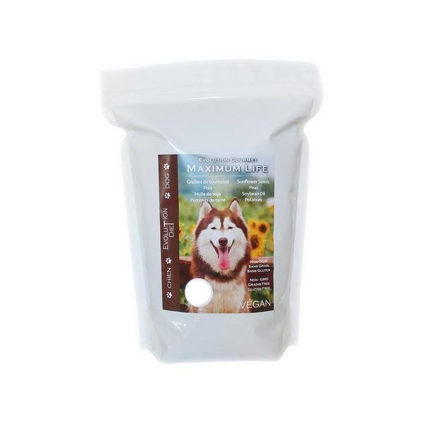Evolution Diet Gourmet Maximum Life Dog Food 3kg Vegan Shopping Food Animals Dog Food Recipes