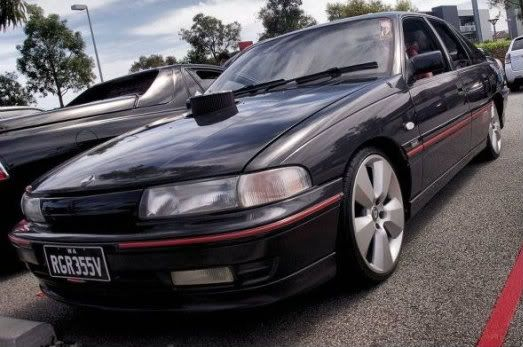 LSVPSS VP SS Ls1 Red Leather Smooth Bay Hsv Sigs Street