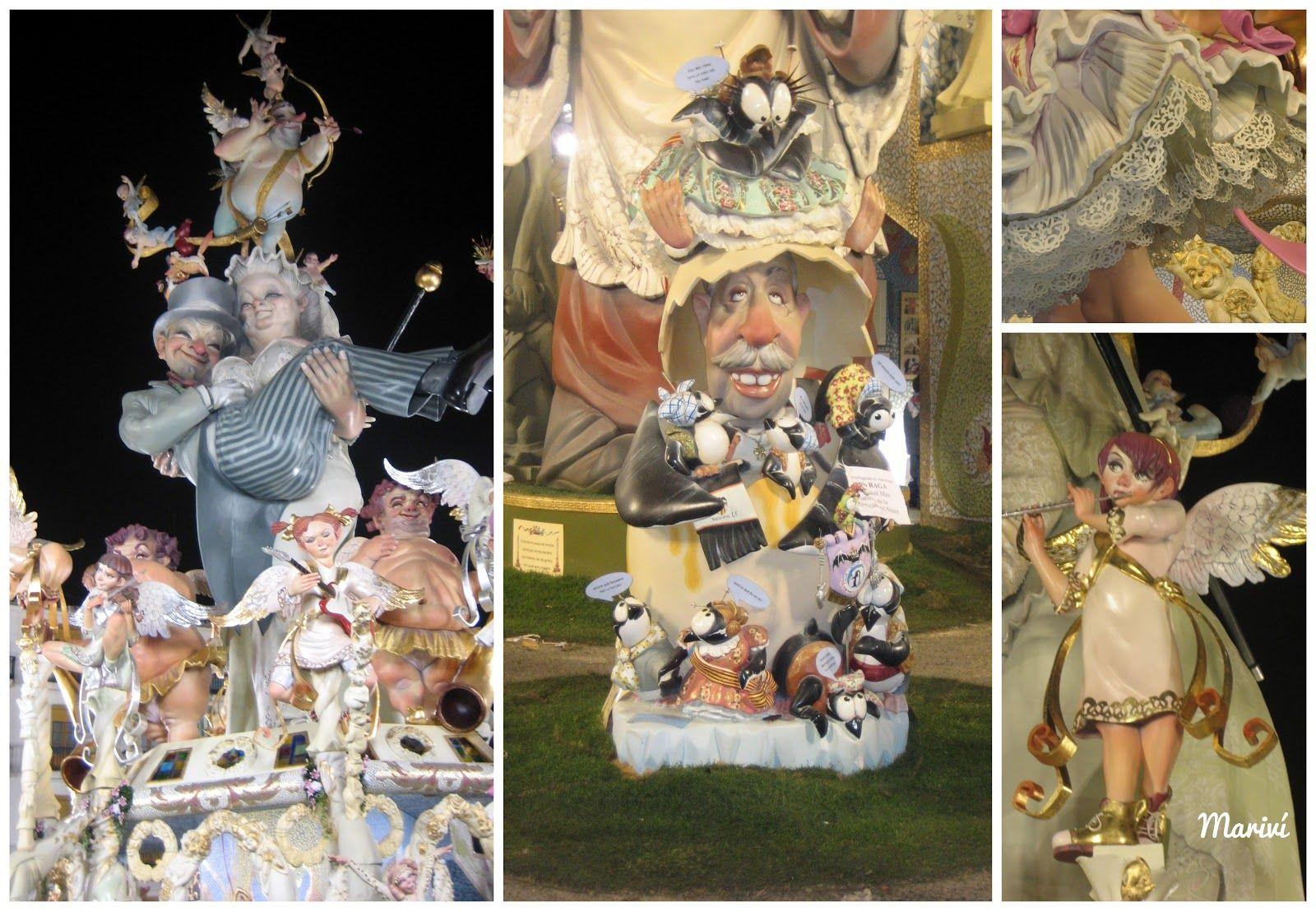 Falla Convento Jerusalén 2006    10 cosas que no debes perderte en Fallas.: ¿Te he convencido y has venido a las Fallas?¡Bien!