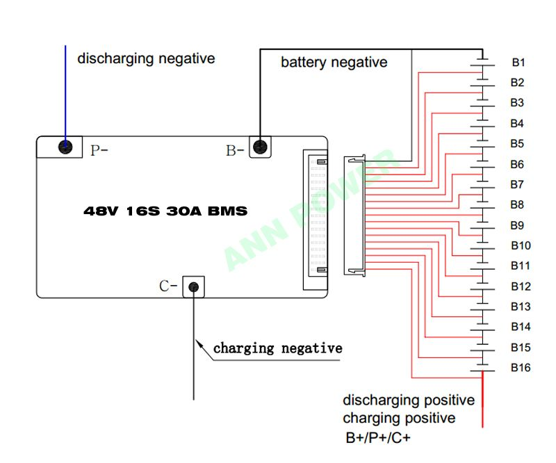 Bms Wiring Diagram 10S from i.pinimg.com