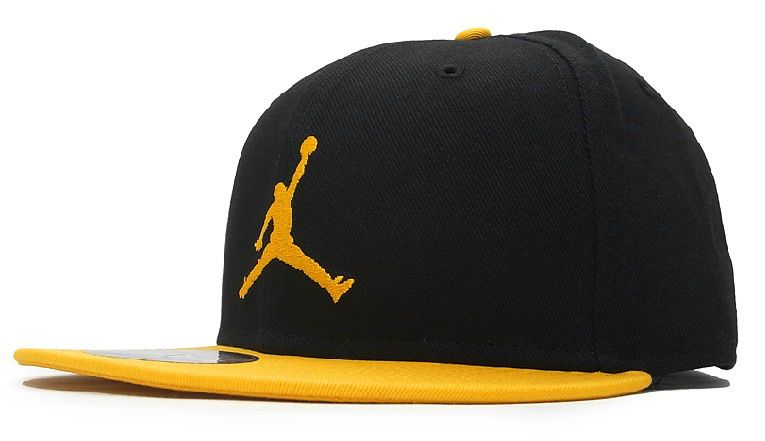 7887fe4c598 New Era Michael Jordan Snapback Hats Caps Black 1186! Only $8.90USD ...