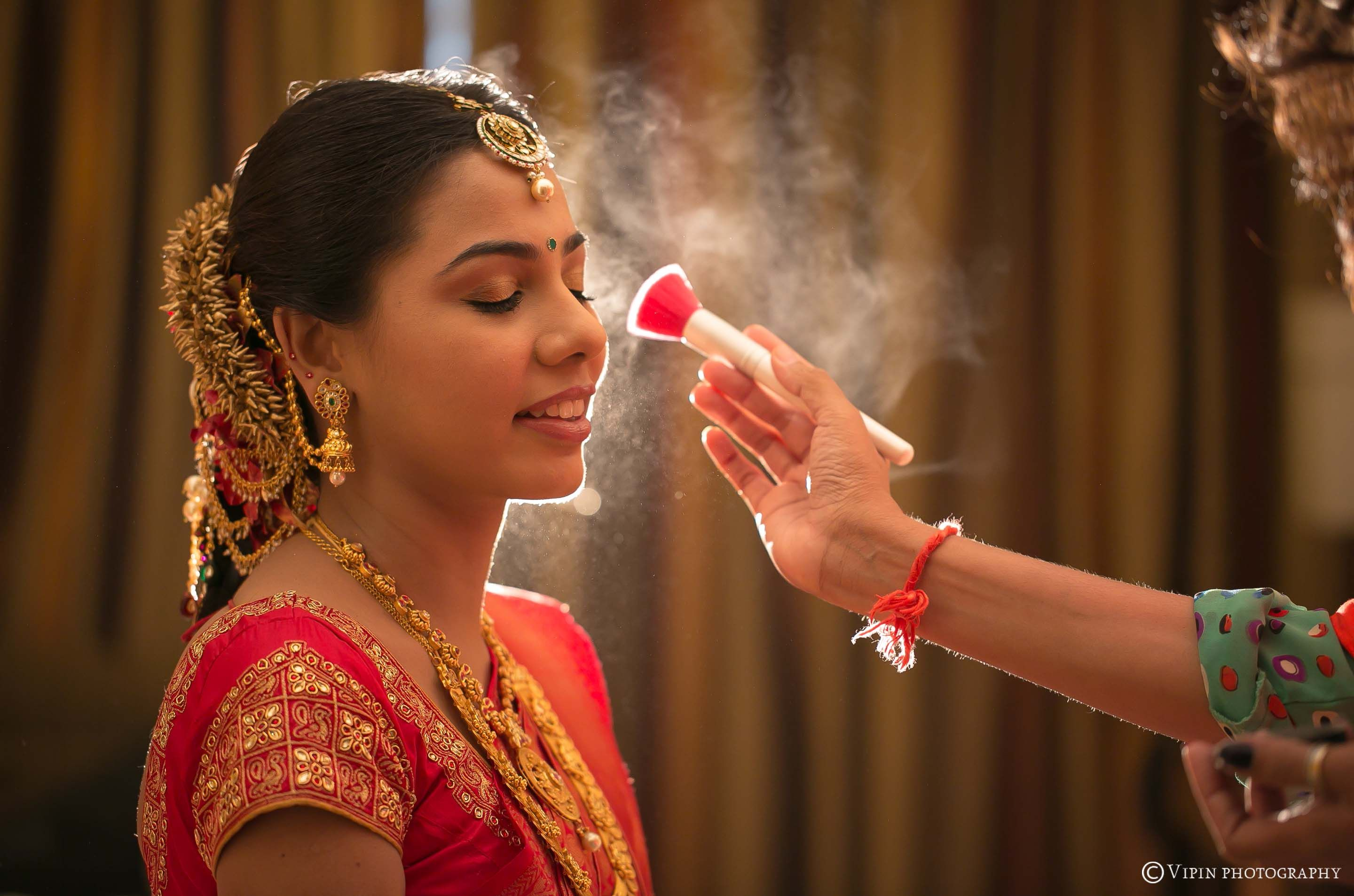 vipin photography | indian wedding make-up | pinterest | south