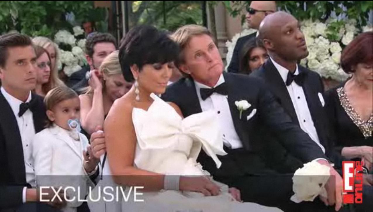 Keeping Up With The Kardashians Wedding