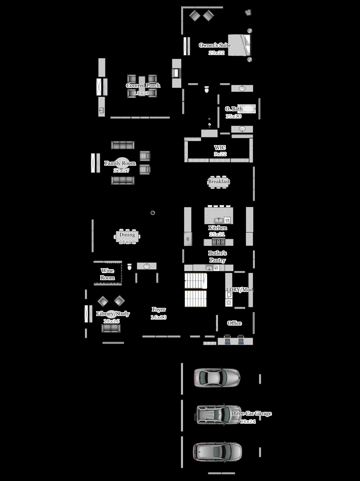 Yukon 256 Sf Floor Plan Cherokee Cabin Company Town And Country Plans Mini Doma Plan Doma Nebolshie Domiki