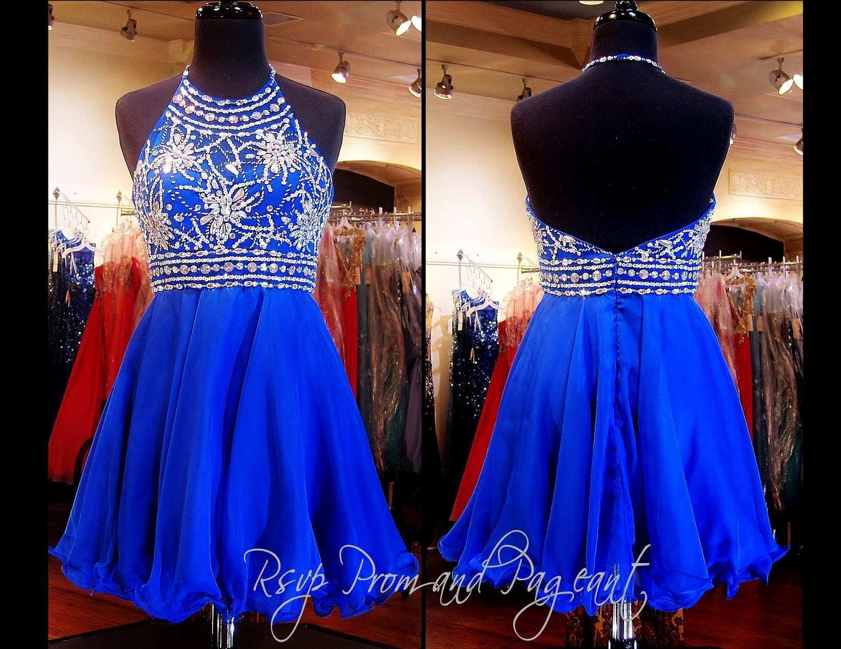 114BP098820 ROYAL HOMECOMING DRESS