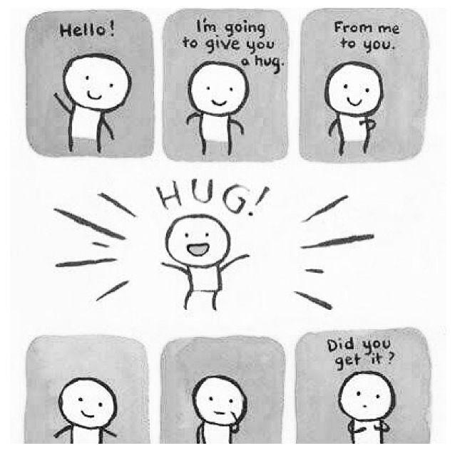 FREE HUGS! :) ☺