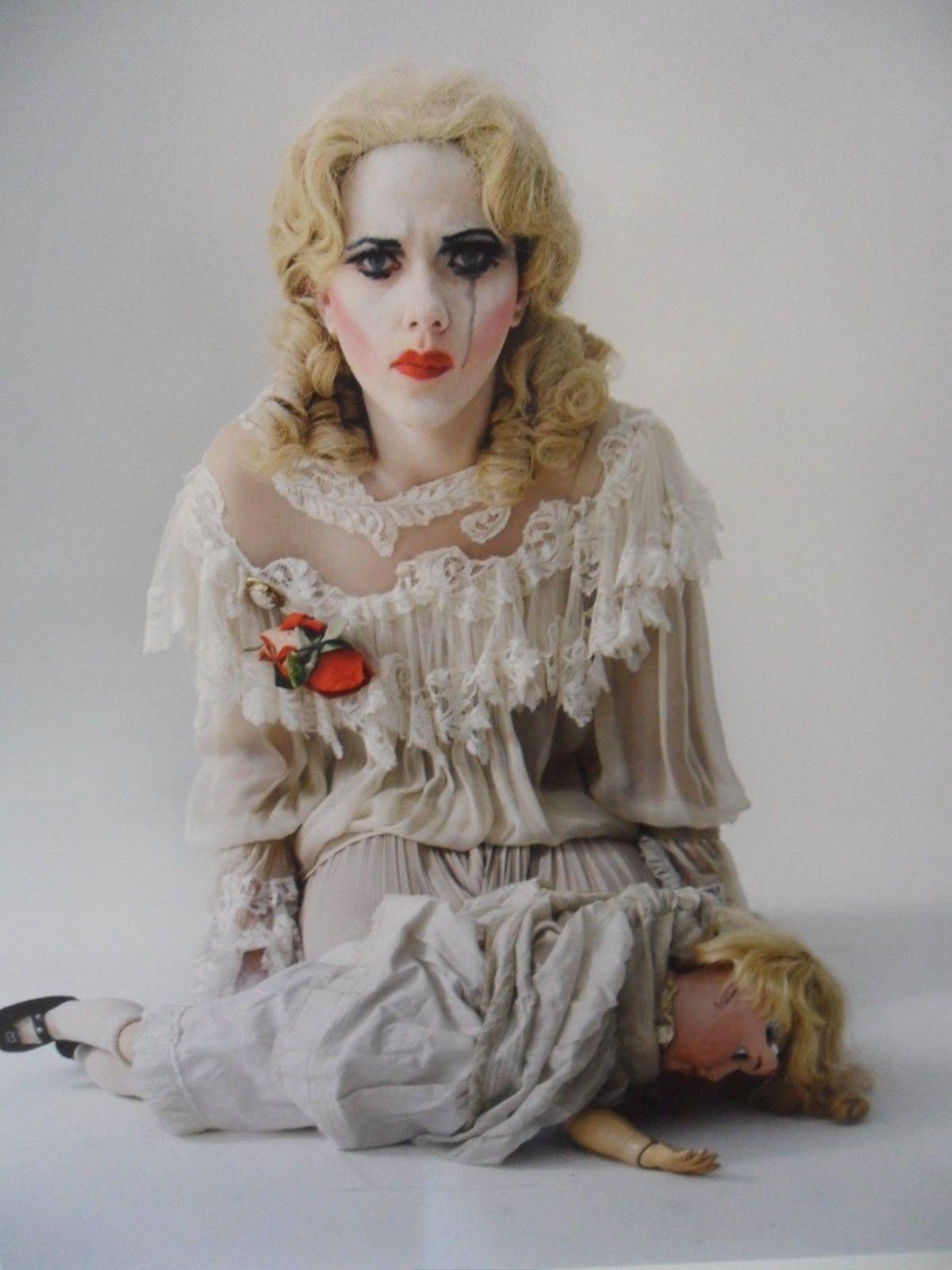 Scarlett Johanssom As Bette Davis What Ever Happened To Baby Jane
