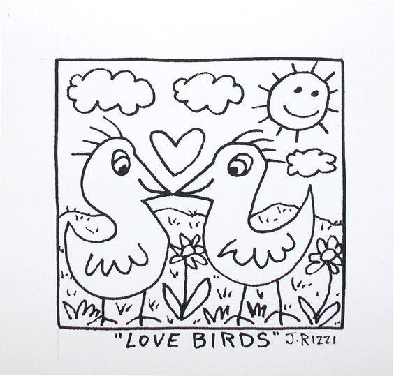 James Rizzi Birds Art Ideas For School Pinterest James D Art Handouts Art Lessons Elementary Art