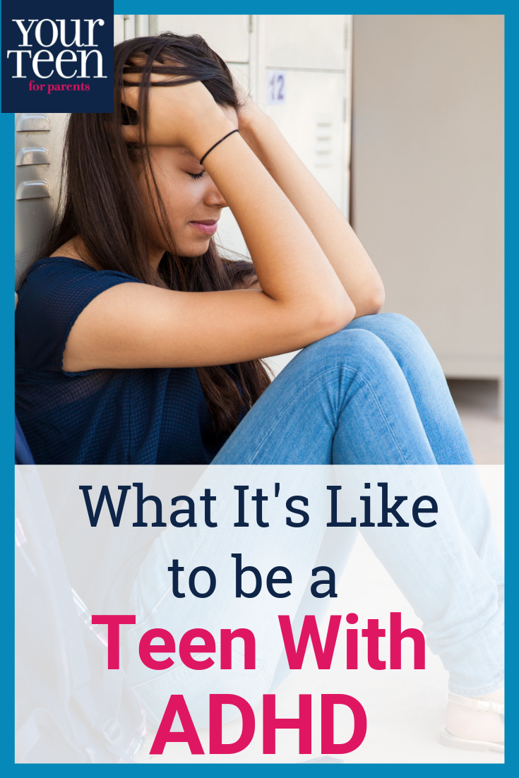 Photo of Raising a teenager with ADHD or ADD can be challenging for any parent. Parenting…
