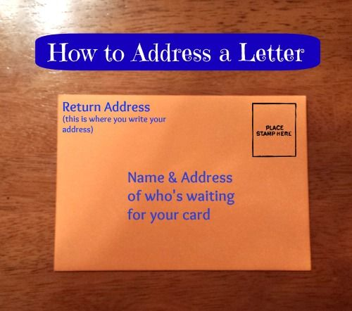 Staying In Touch With Family  Teaching Kids About Snail Mail