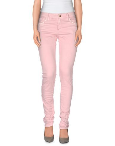 SCEE by TWIN-SET Women's Casual pants Pink 27 jeans