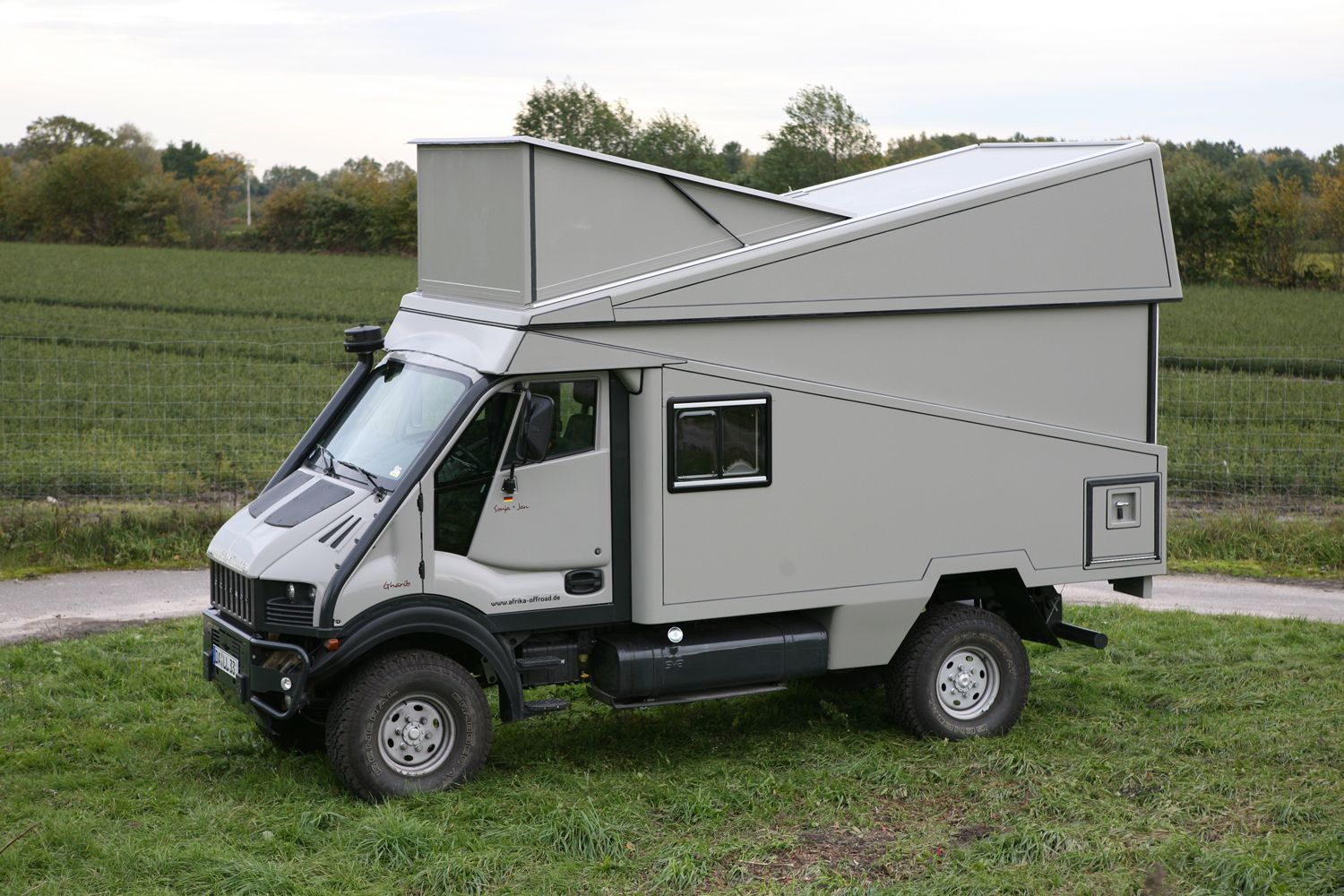 unusual tiny rvs. The Flying Tortoise  Unusual Tiny Homes On Wheels For Outback Adventures Bremach II Campers RVs Motorhomes Pinterest Vehicle