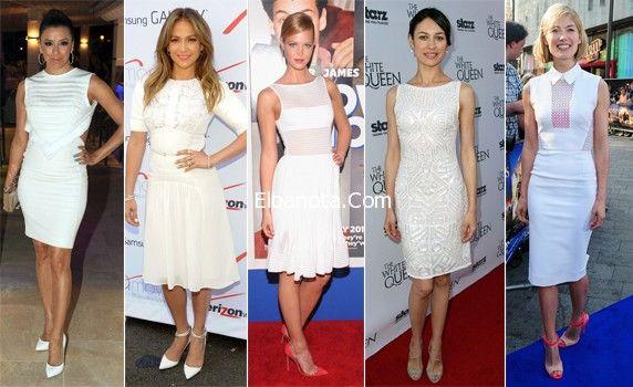 فساتين White Dress Dresses Little White Dresses
