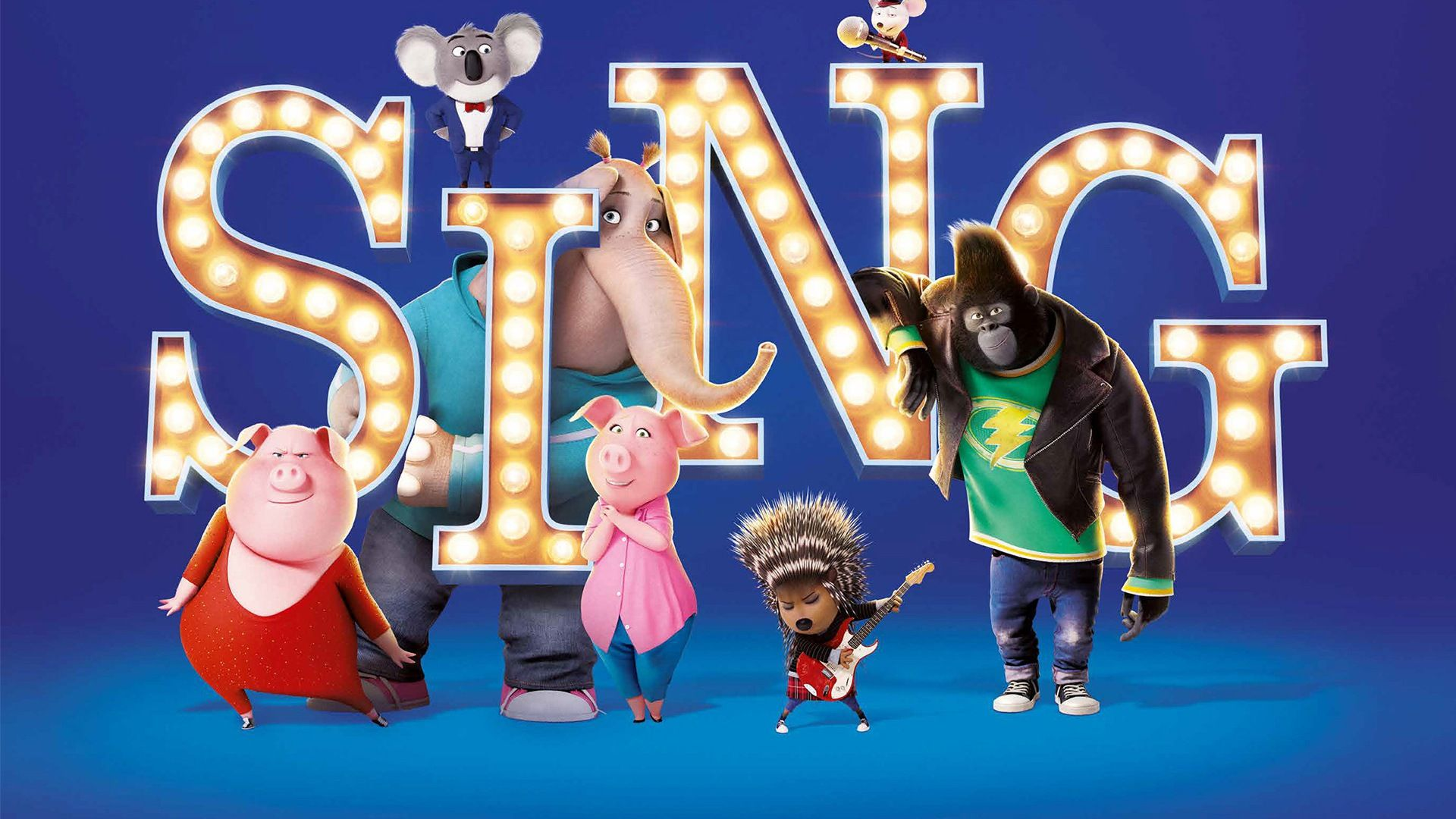 Image result for sing the movie