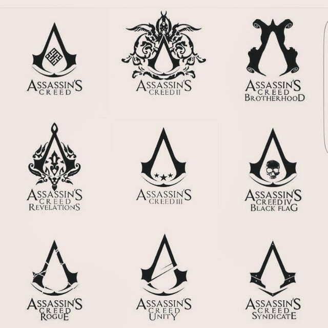 Pin By Haohang Li On Tattoo Ideas Assassins Creed Tattoo