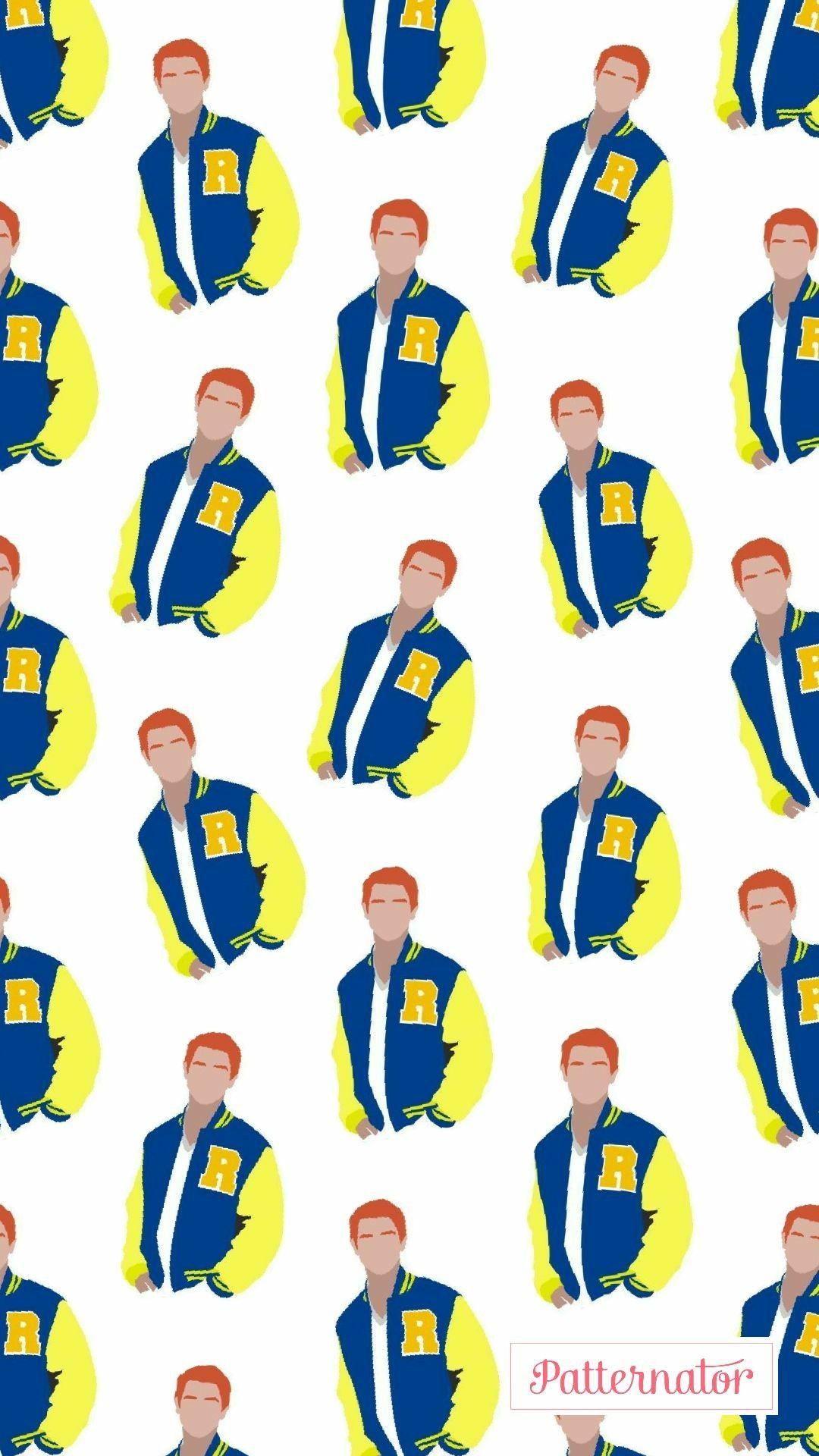Archie Bear Wallpaper