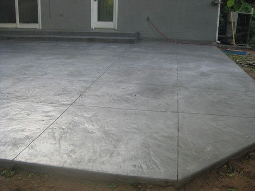 Cement Patio Designs | Stamped Concrete   Patio   Italian Slate