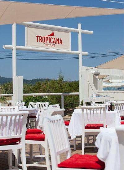 plage Tropicana