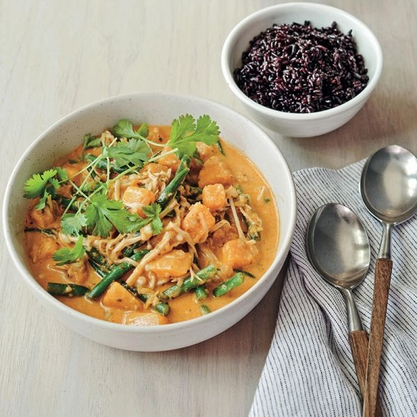 What To Eat Tonight: Elly Pears Sweet Potato, Lentil