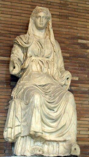Cérès récupère la mythologie de la déesse grecque Déméter