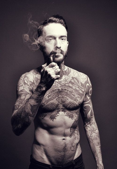 tattoos old school - P...