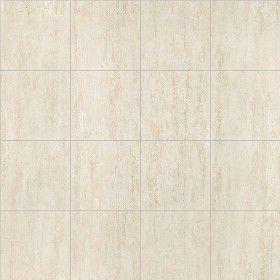 Textures Texture Seamless Ligth Beige Travertine Floor