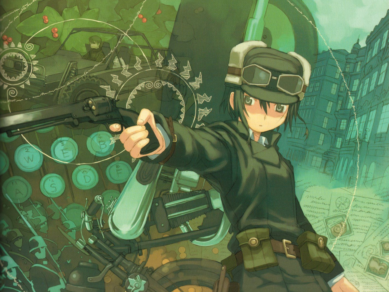 Top 30 Anime Series of All Time Kino's journey