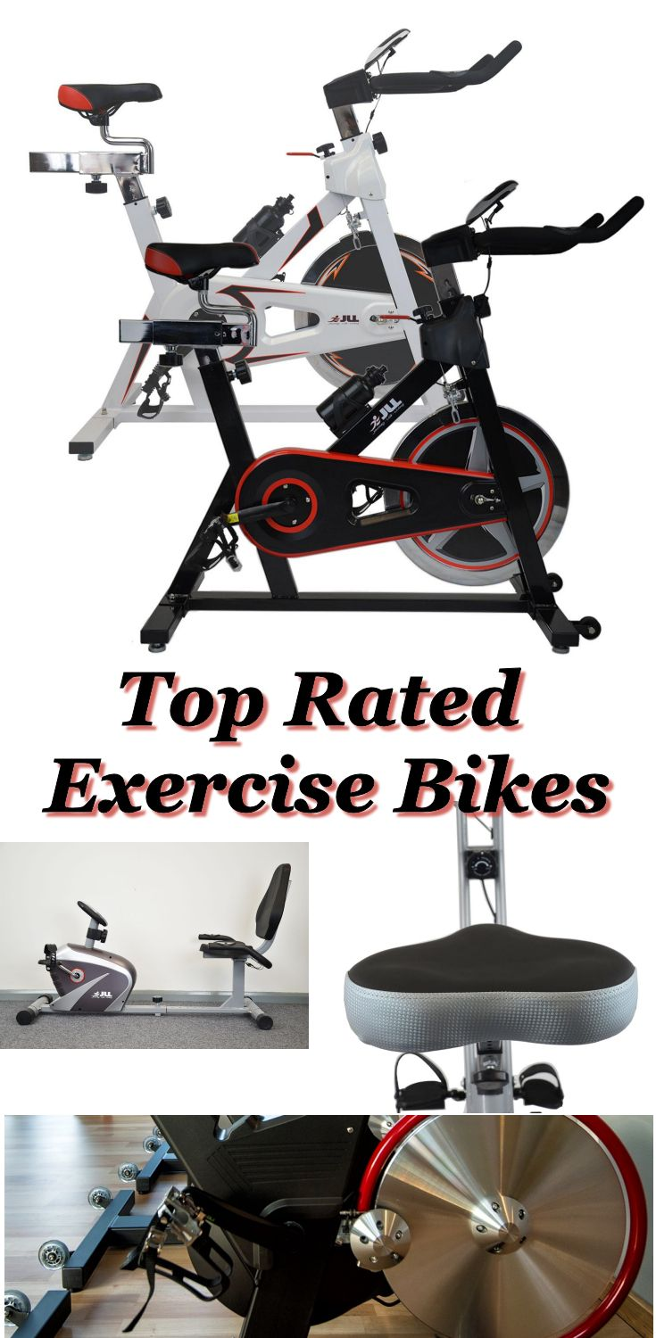 Top Rated Exercise Bikes With Images Biking Workout Exercise