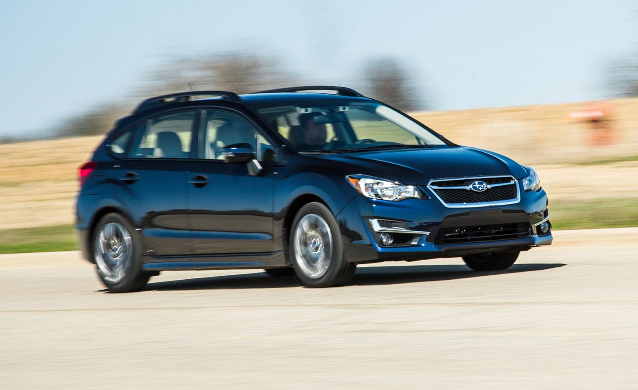 2020 Subaru Impreza Review, Pricing, and Specs Subaru
