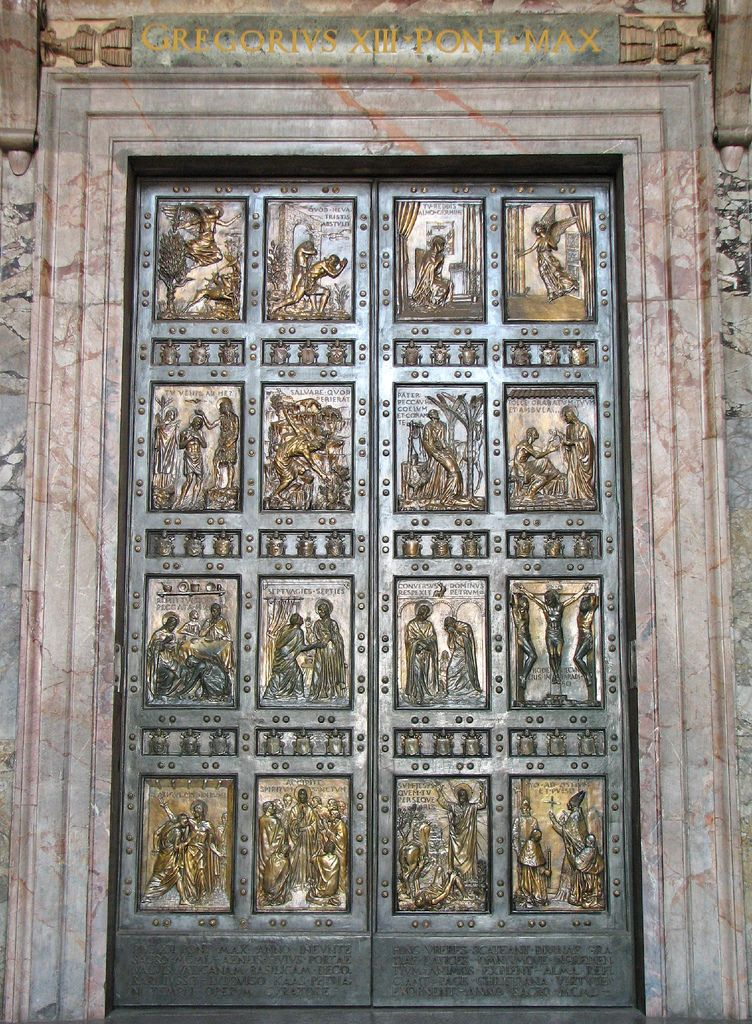 Holy Doors at St Peter\u0027s & Holy Doors at St Peter\u0027s | Doors and Rome
