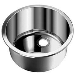 Shop For The Opella 14107 046 10 Diameter Round Bar Sink Brushed Stainless Steel For Over 25 Years Opella Has Been A Specialist In Bar Sink Round Bar Sink