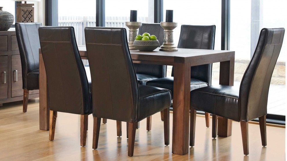 Fraser 7 piece dining setting dining furniture dining for Dining room tables harvey norman