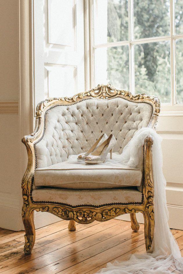 Fresh Wedding Inspiration and Beautiful Bridal Styling | Vintage ...