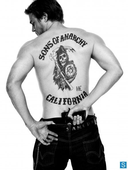 Photos - Sons of Anarchy - Season 5 - Cast Promotional ...