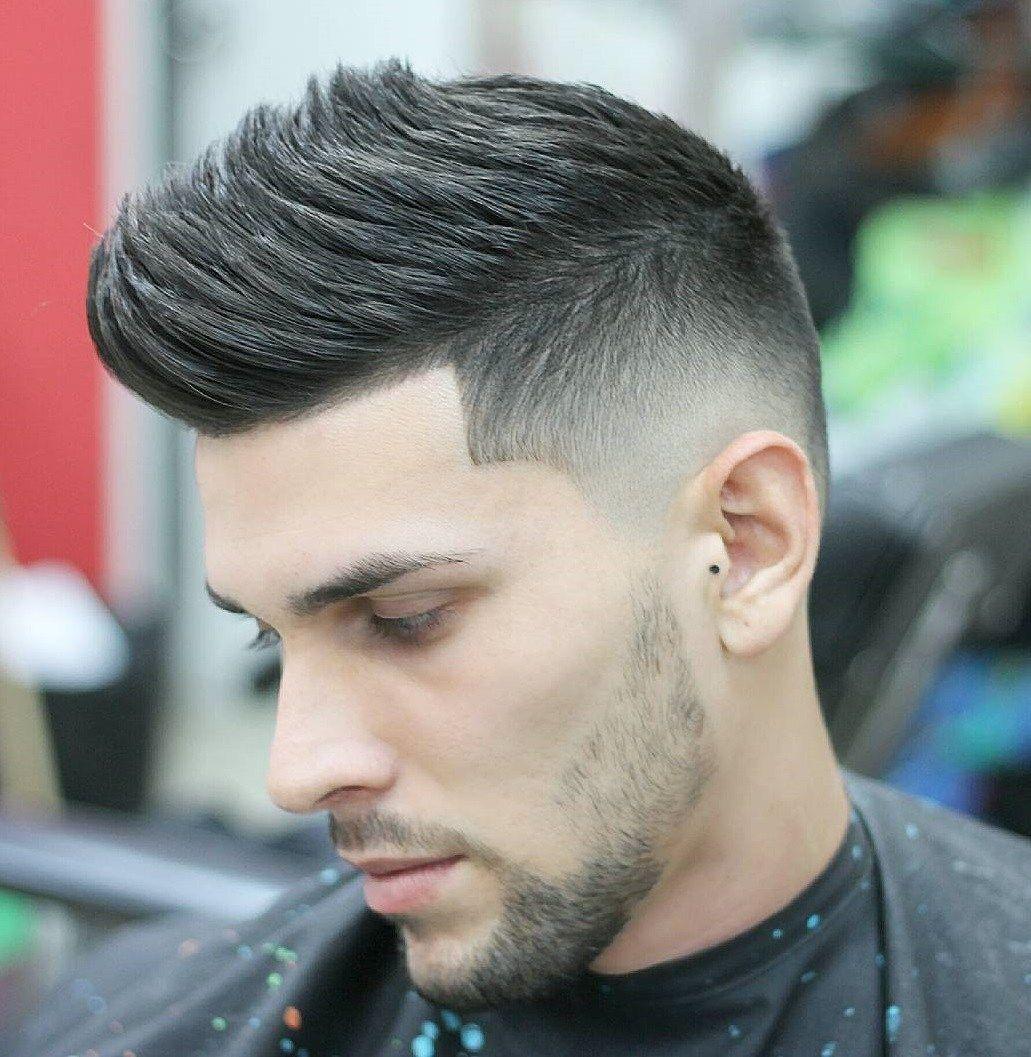 42++ Mens faux hawk haircut trends